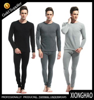 Autumn winter fashion heated thermal underwear for man and women