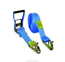 Logistic moving straps with double j hooks