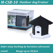 Ultrasonic Outdoor Bark Controller Pet Dog Puppy No Barking Household Training Tool Device