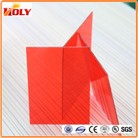 UV Protection Waterproof Flexible Transparent 10mm Thick Hard Plastic Sheet