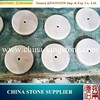 Best Selling high quality guangxi white marble tiles Designs