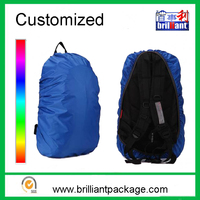 Hiking travel laptop protective backpack light rain cover