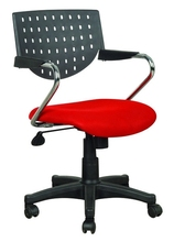SX-2003D Plastic Back School chairs /Cheap Task chairs/Meeting room chairs