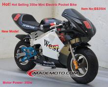 Hot selling 350w kids mini electric pocket bike (55ES3504301)