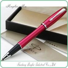 2015 Urban orange parker pen gift set promotional item