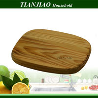 Wood crafts pine wood cutting boards rectangle shape chopping board bamboo products wood items pizza board pizza serving tray