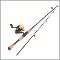 LURE FISHING Rod, CARBON SPINNING FIBER GLASS fishing rod
