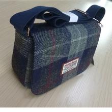 trendy wool tweed shoulder bag sling bags for japanese girl high school