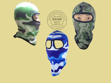 High Definition Sublimation Low MOQ Cheap Colored seamless pmultifunctional tube Polyester Durable Custom Army Headwears