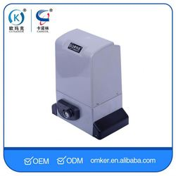 Auto Return When Meeting Obstructions Gear Operated Slide Gate Operator