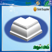 PVC Gutter Water Pipe Rain Carrying System Building Material