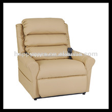 HC004 massage lift chair okin electric leather sofa recliner chair