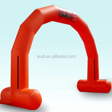 adverting inflatable archway