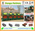 QFT5-20 máquinas para hacer bloques de concreto