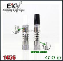 New design pen vaporizer 5pin evod e cigarettes vaporizer pen,1456 coil rebuildable atomizer ego vapor