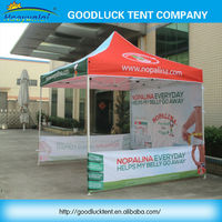 2015 high quality and waterproof fair show portable tent canopy