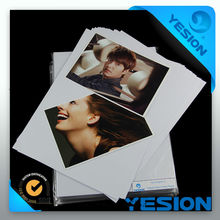 Yesion A4 A3 waterproof double sided inkjet matte photo paper /professional photo paper