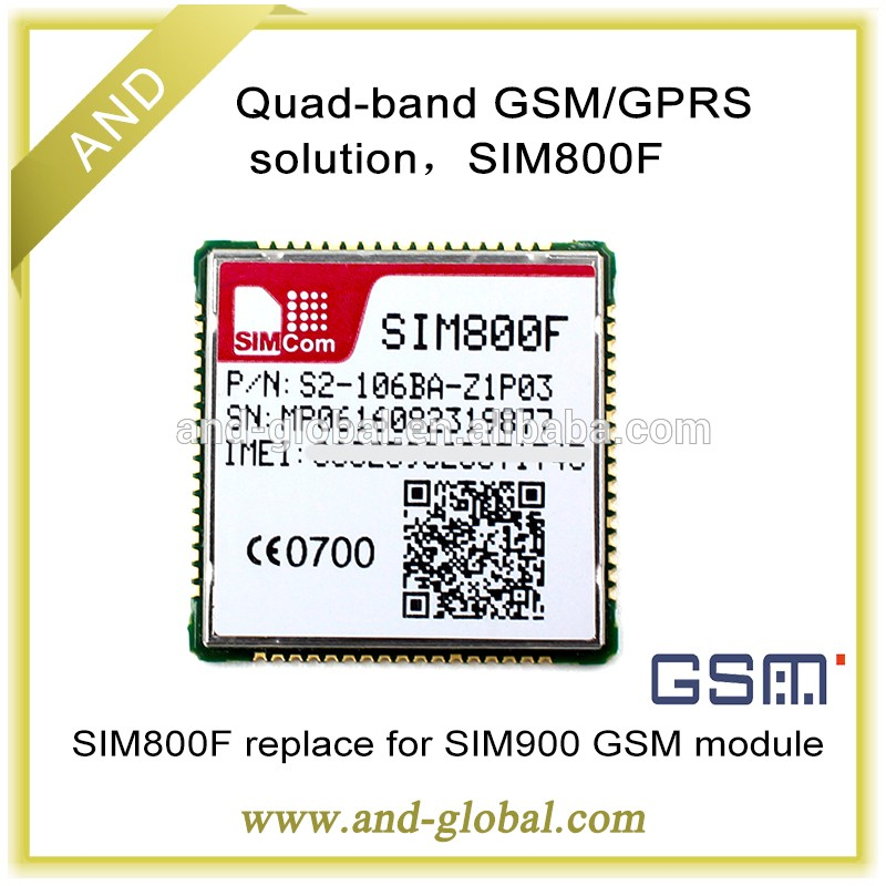 Free-shipping-SIM800F-Replace-for-SIM900-GSM
