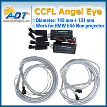 4 x CCFL Angel Eye Halo Rings Kit for BMW E36 3 E38 7 E39 5 E46 3