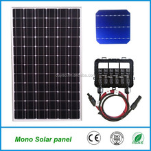 High efficiency 320W36V Monocrystalline solar panel for solar power system