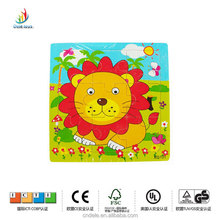 children educational toy playwood puzzle OEM wooden toy hot selling animal jigsaw puzzle manufacture wooden puzzle toy