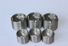 HSS M1.*1.25-1D thread press fit inserts for aluminum etc soft material