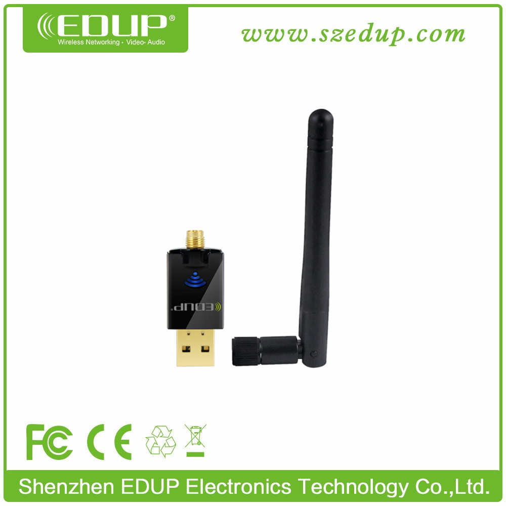 600Mbps 802.11ac Dual Band 2.4Ghz5Ghz USB Wifi Adapter With External 2dbi Antenna 2.jpg