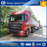 HOT 25000 to 70000 litres 3 axles Oil Fuel Tank Trailers, mobile fuel trailers For Sale