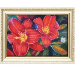 Hot sale flower design 5d diy diamond painting for wedding decoration
