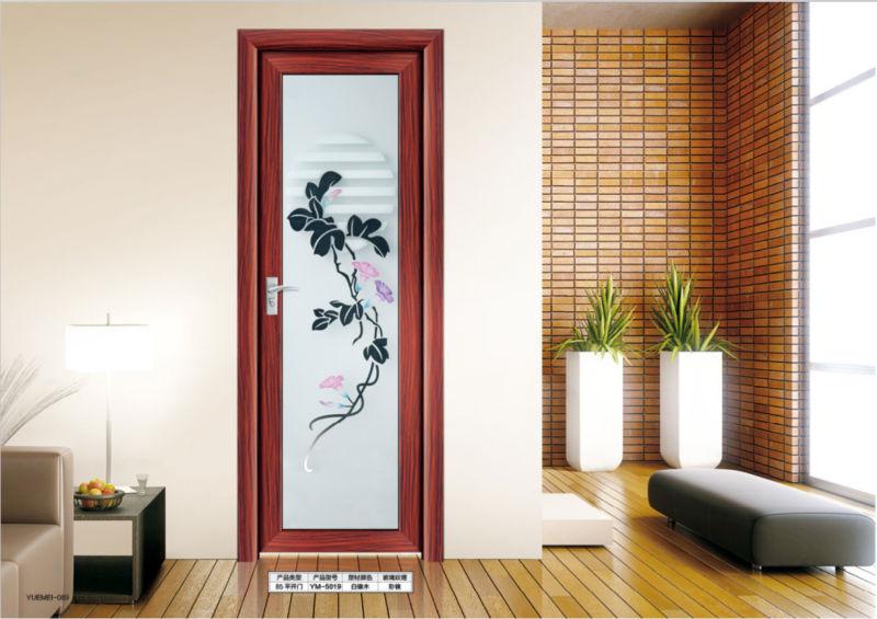 Swing Doors Interior : Hot sale kitchen aluminum lowes glass interior swing doors