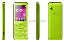 2.4inch hot selling mini dual sim BLU T275 cellphones hot sale in south America