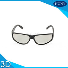 Thicken Polarized Linear Film Glasses 3D