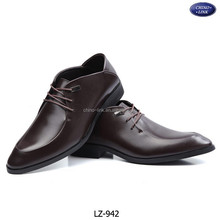 Classic design china high quality leather fahsion man shoe