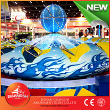 Guangsh amusement rides for foreign markets Magical Planet new outdoor games