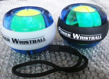 Power Wrist ball with 4pcs LED lights-WB186HL
