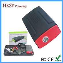 Charger booster power bank16800 mah survival kit CE FCC ROHS approved compact car jump starter for car and motorcycle