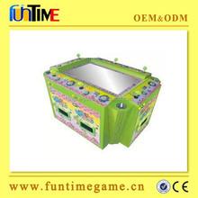 Hot sale in Amercia video fish hunter game arcade machine for shop store