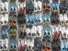 Wholesale second hand shoes with Grade A quality