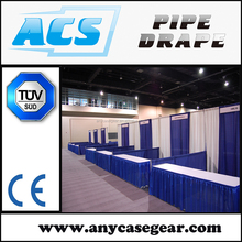 ACS hot selling Wedding Event Supplies Portable Fabric Backdrop Decor Pipe And Drape