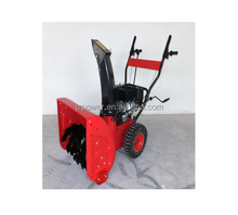 snow remover, chain drived ,6.5hp ,3 stage snow blower