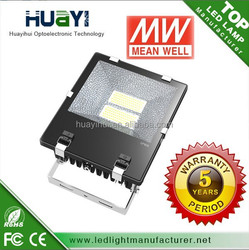 30W 50W 70W 100W 120W 150W 160W 200W Flood light most powerful LED outdoor light SMD or COB Chip Meanwell Driver factory price