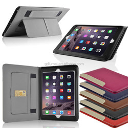 Slim Stand PU Leather Case For Ipad Air