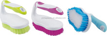 plastic cleaning rubber scrubbing brush floor brush