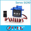 power HD LF SG90 micro 9g servo for rc toy Feetech/FITEC FS90 for aerial photo with the lowest price