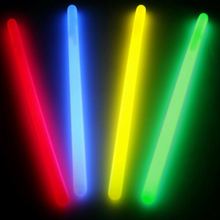 """Factory directly sale high quality 6"""" glow stick for Party,Promotional glow stick,Outdoors glow stick"""