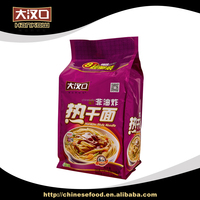 Hot sell high quality unique taste asia instant noodle