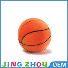 Custom sport plush basketball stuffed ball plush toys