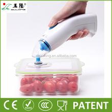 Mini Electric Air Pump Vacuum Container