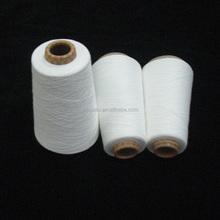 high quality 40s/1 yarn 100%polyester spun yarn