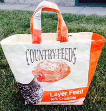 pp bag woven COUNTRY FEEDS BAG LAYER FEED